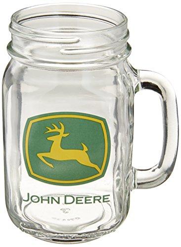 M. CORNELL IMPORTERS 6960 John Deere Trademark Drink Jar by M. CORNELL IMPORTERS