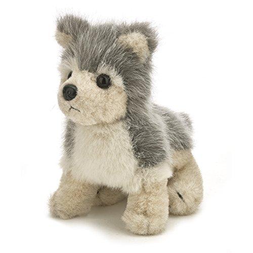 ush Stuffed Animal Gray Wolf 8