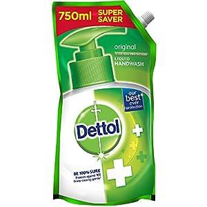 Dettol Liquid Hand wash, Original – 750...