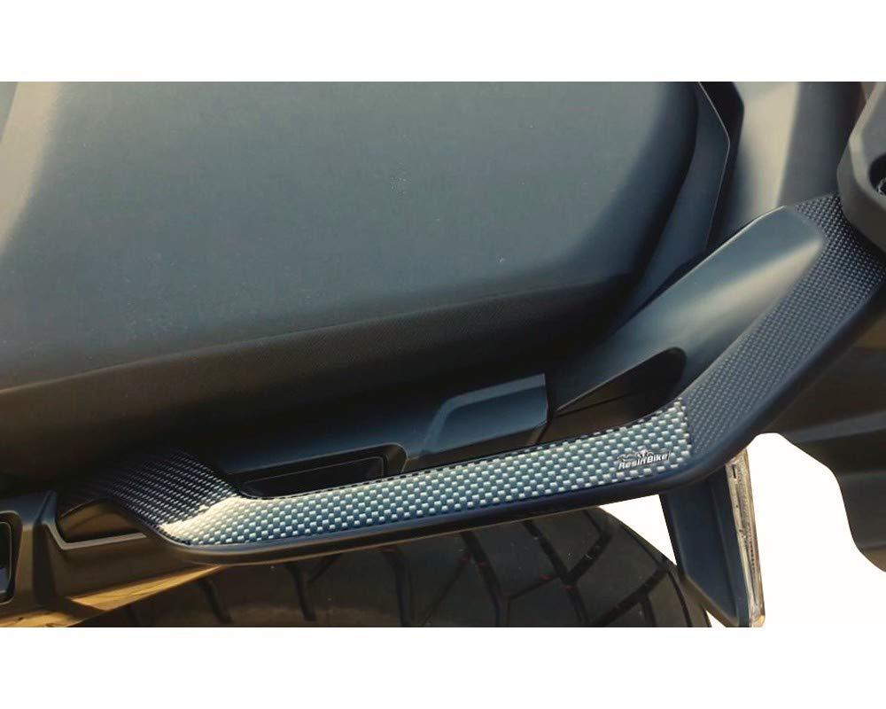 Carbone Honda Africa Twin 2016 Adh/ésifs R/ésine Protection Poign/ées Passager