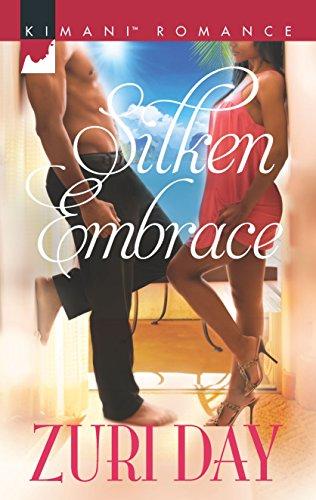 book cover of Silken Embrace