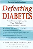 Defeating Diabetes, Tom Barnard and Brenda Davis, 1570671397