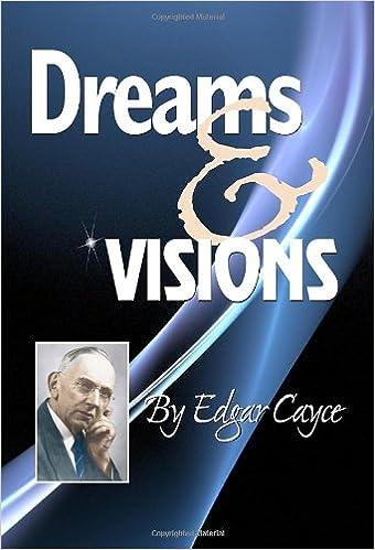 Dreams & Visions: Edgar Cayce: 9780876045466: Amazon com: Books