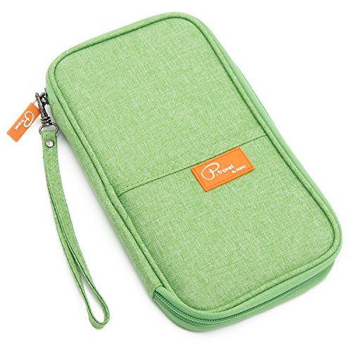 KAIL Travel Wallet Passport Holder Credit