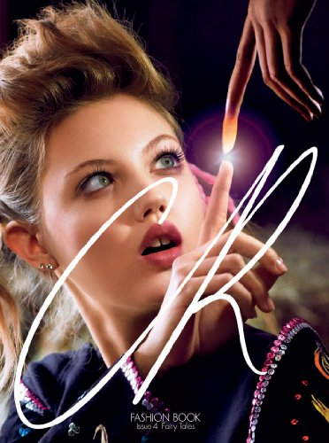 CR Fashion Book #4 (Spring/Summer, 2014) Lindsey Wixson Cover