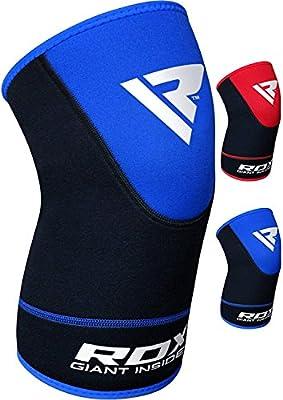 Se Vende como un Solo Elemento RDX Neopreno El/ástica Soporte Rodilla Deportivo Fitness Ligamento Rodillera