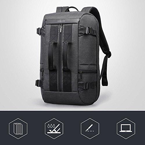 4e04e668fc XINCADA Men Travel Backpack Carry on Backpack Weekend Backpack Duffle Bags  Casual Daypacks