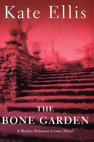 book cover of The Bone Garden