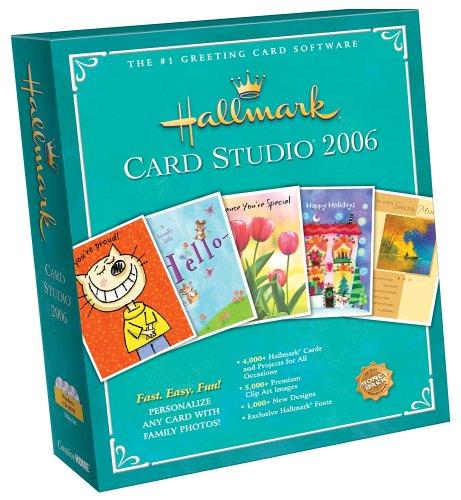 Hallmark Card Studio 2006 by Nova Development US