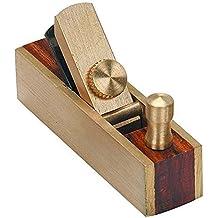 "3"" Mini Brass Block Plane"