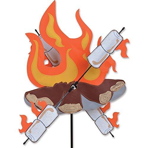 WhirliGig Spinner - 15 in. Campfire
