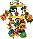 Paradise Spinning Falls Pet Toy, 4 by 12-Inch