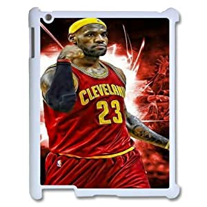 LeBron James ROCK0115409 Phone Back Case Customized Art Print Design Hard Shell Protection Ipad2,3,4