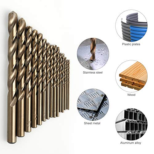 Buy drill bit for drilling hardened steel
