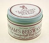 Clapham's Beeswax 870-2008 Beeswax Polish, 7-Ounces