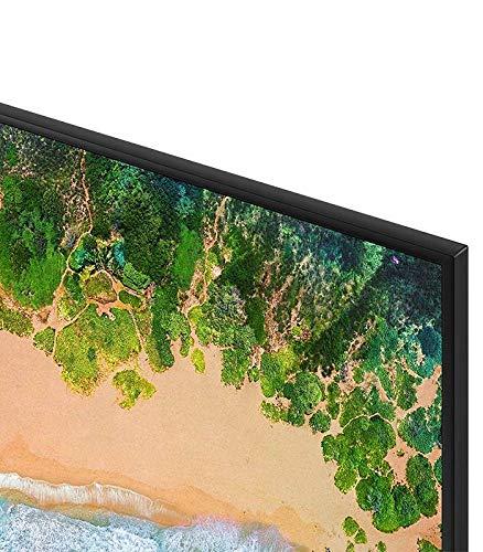 Samsung 55NU7026 LED, 1300 PQI, Screen Mirroring, PurColor, Mando Smart, dise/ño Slim, Dolby Digital Plus,Compatible con App SmartThings de m/óvil Universal Guide Smart TV 4K UHD de 55