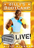 Billy's Bootcamp: Cardio Bootcamp Live [DVD]