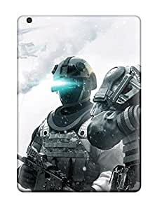 New Arrival Premium Ipad Air Case(tom Clancy's Ghost Recon Wii)