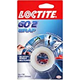 Loctite Go2 Clear Repair Wrap 1-Inch by 7.5-Foot