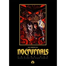 Nocturnals Volume One: Black Planet and Other Stories