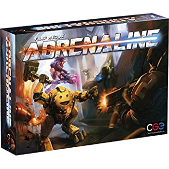 Adrenaline Game Board Game (5 Player)