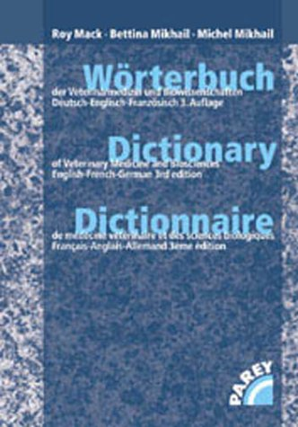 Dictionary of Veterinary Medicine and Biosciences (27882)