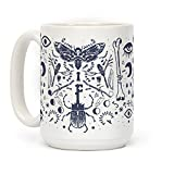 Occult Musings White 15 Ounce Ceramic Coffee Mug by LookHUMAN
