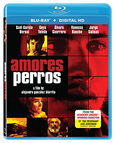 Blu-ray : Amores Perros (Digitally Mastered in HD, Widescreen, , Digital Theater System, AC-3)