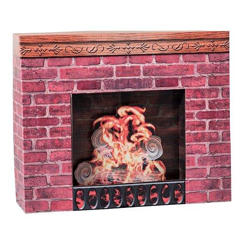 cardboard chimney - 3
