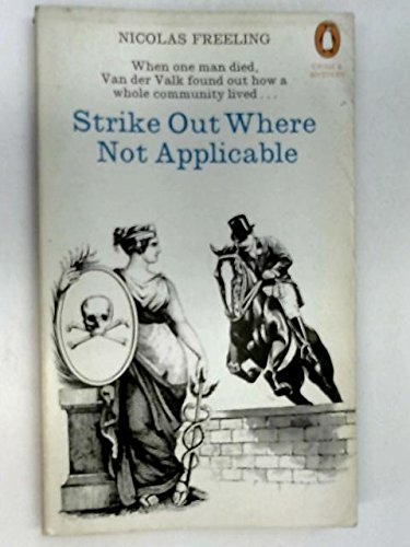 Strike Out Where Not Applicable (Crime & mystery)