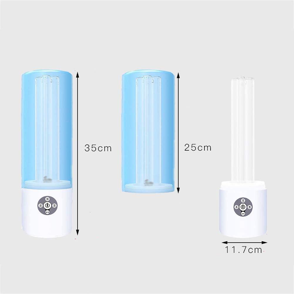 La Lampe De St/éRilisation Assainisseur Portatif Mobile DUVC D/éSinfectent La Lampe Germicide Ultraviolette L/éG/èRe pour Le Secteur danimal Familier 60w DH/ôTel D/éCole De M/éNage De Voiture