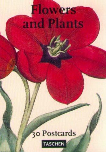 PostcardBook, Flowers and Plants