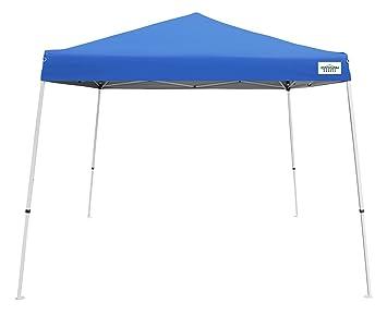 Caravan Canopy V-Series 2 Slant Leg 12 X 12 Foot Canopy Kit Blue  sc 1 st  Amazon.com & Amazon.com: Caravan Canopy V-Series 2 Slant Leg 12 X 12 Foot ...