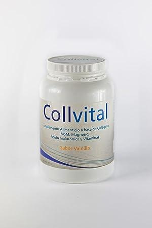 Collvital Colageno, Magnesio, MSM, Acido Hialuronico.: Amazon.es: Deportes y aire libre