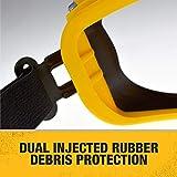 DEWALT DPG82-11C Concealer Clear Anti-Fog Dual Mold