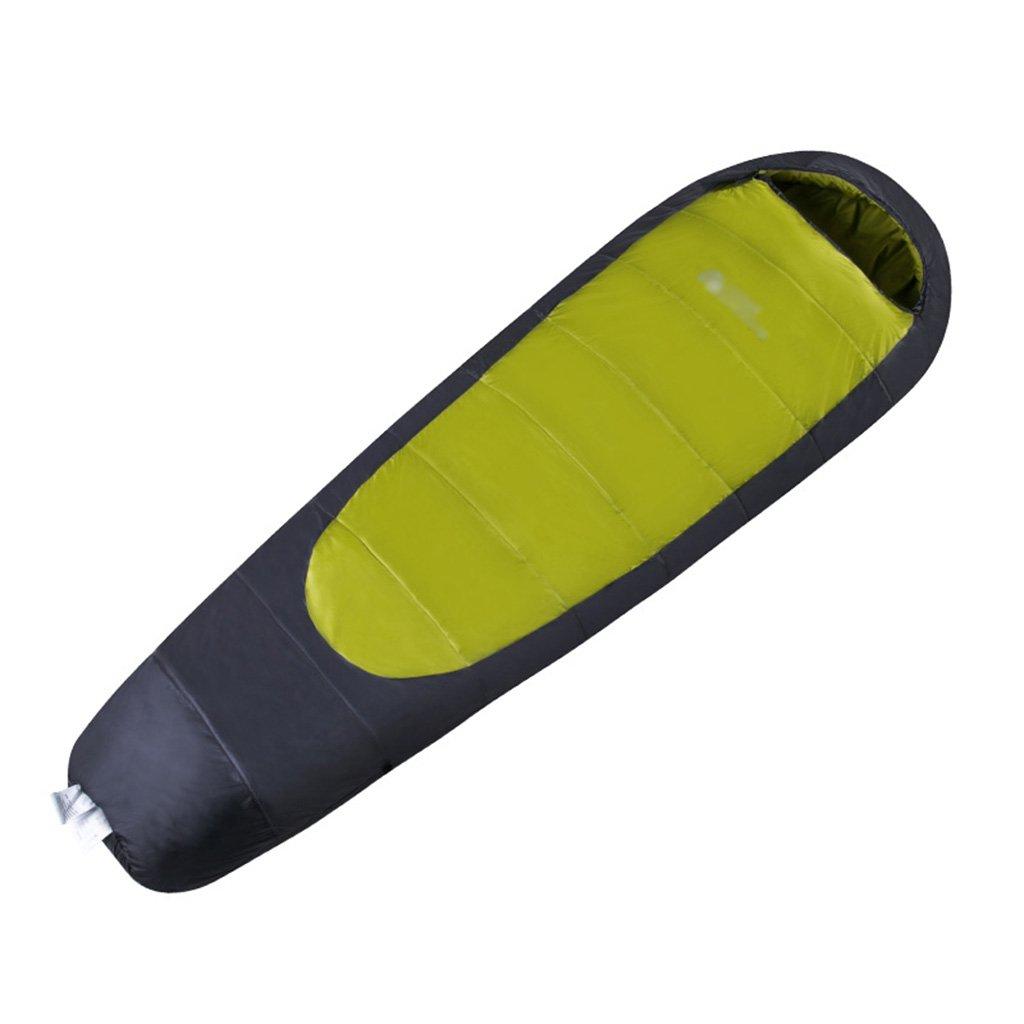 Sleeping Bag-LL Schlafsack, Baumwolle Outdoor Adult Leichte kompakte Camping Portable