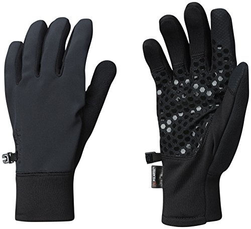 Mountain Hardwear Desna Stimulus Glove - Women's Black X-Large