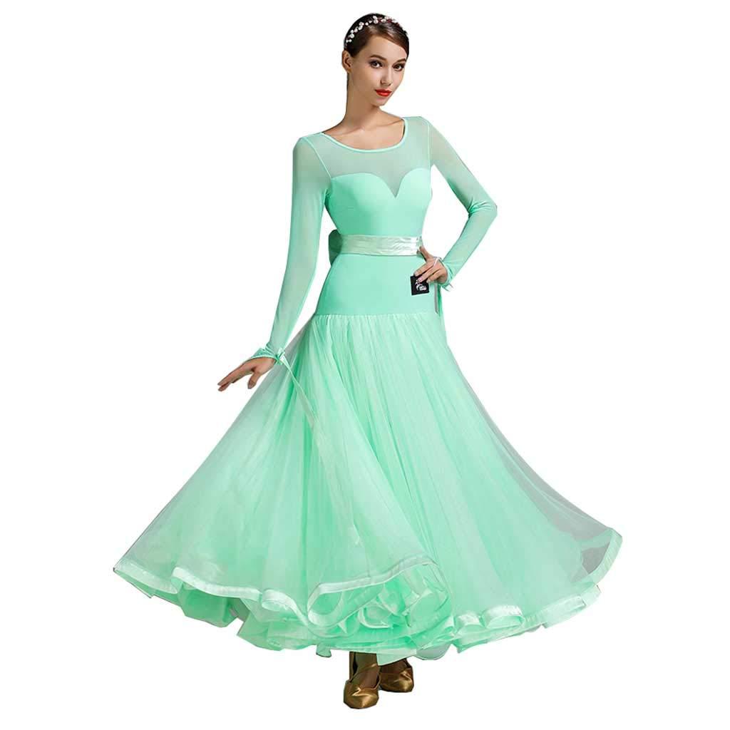 YTS Moderne Tanzkostüme für Erwachsene Damen, Kostüme durchführend B07HMQ2L4Z Bekleidung Authentische Garantie