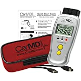 CarMD Handheld Vehicle Diagnostic Device + Pouch Coverage for Up to 4 Vehicles