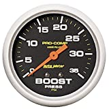 Auto Meter 5404 Mechanical Boost Gauge