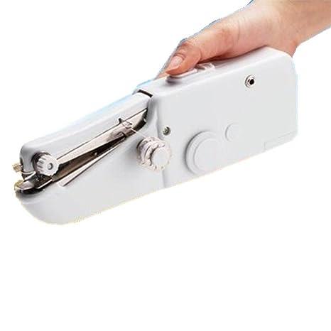 Gearmax Mano mini máquina de coser eléctrica.