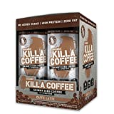 Grenade Killa Coffee Skinny Iced Coffee with Protein, 250 ml, Pack of 4