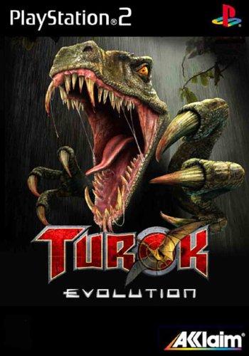 Ps2 turok evolution скачать торрент