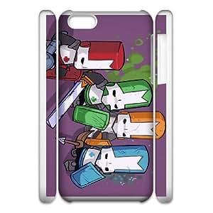 castle crashers iphone 5c Cell Phone Case 3D 53Go-225829