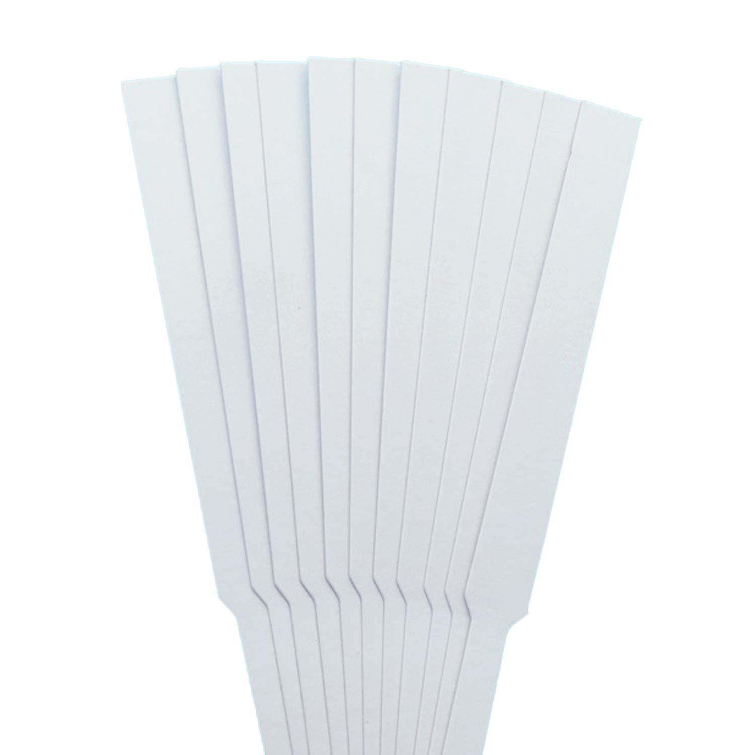 100pcs 130 x 12 mm Perfume Test Paper Strips for Testing Fragrance Aromatherapy Essential Oils Vococal A