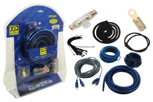 KIT2000 Complete Amplifier 20 Feet Battery product image