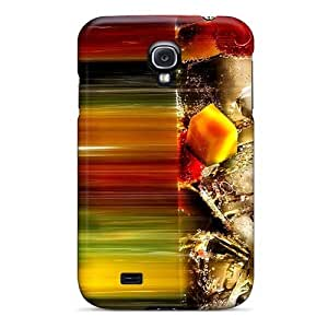Refreshing Cocktail Flip Case With Fashion Design For Case HTC One M8 Cover