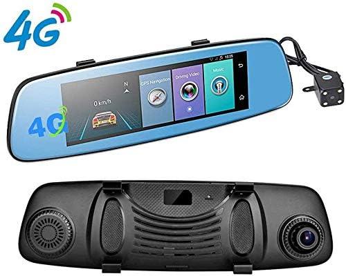 4G Wifi Coche Dvr Cámara De Respaldo 7.84 Pulgadas Android ...