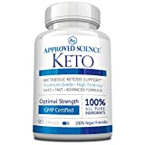 Approved Science® Keto: Pure Exogenous 4 Ketone