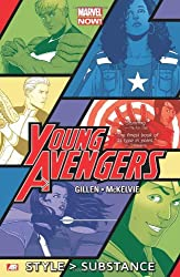 Young Avengers - Volume 1: Style > Substance (Marvel Now) (Young Avengers Graphic Novels)